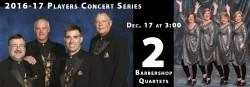Barbershop-quartets