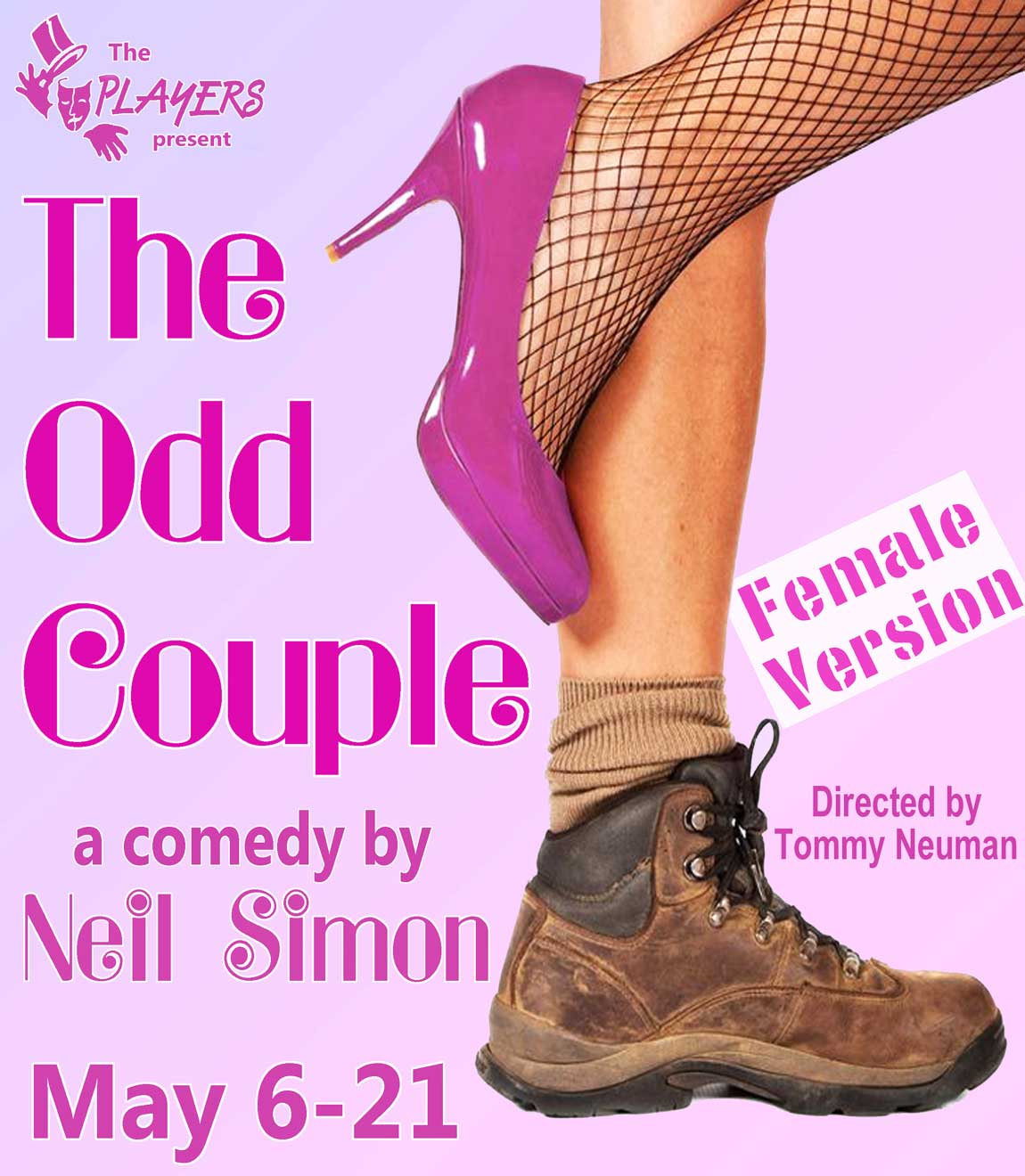 a review of the play the odd couple by neil simmon Neil simon's the odd couple jonathan schmidt-swartz  freak and the slob ultimately decide to room together with hilarious results as the odd couple is born  video will automatically play next.