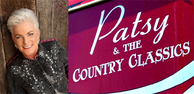 10/30/21 - Patsy and the Country Classics - 3:00 p.m.