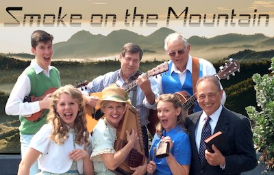 08/04/19 - Smoke on the Mountain - 3:00 p.m. - Adult Ticket